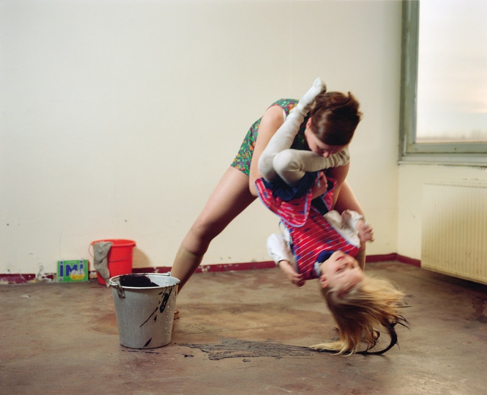 Kind als Pinsel (Kooperatorka)